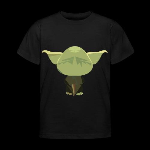 Old Master Yoda - Kids' T-Shirt