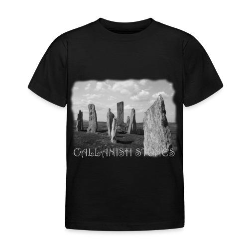CALLANISH STONES #1 - Kinder T-Shirt