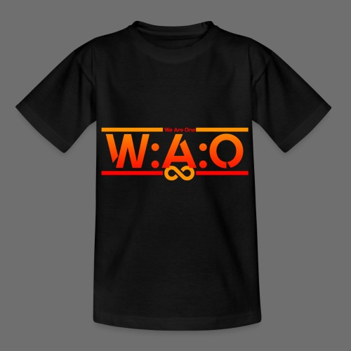 W:A:O We Are One - Kinder T-Shirt