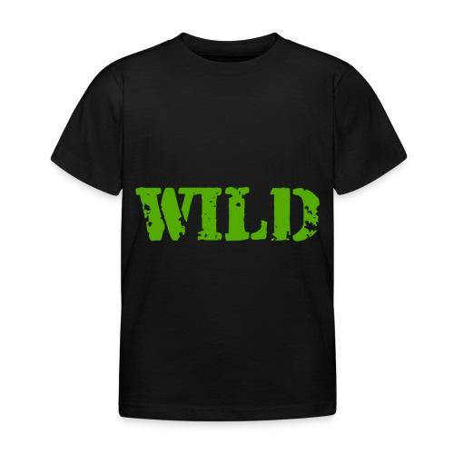 wild - Maglietta per bambini