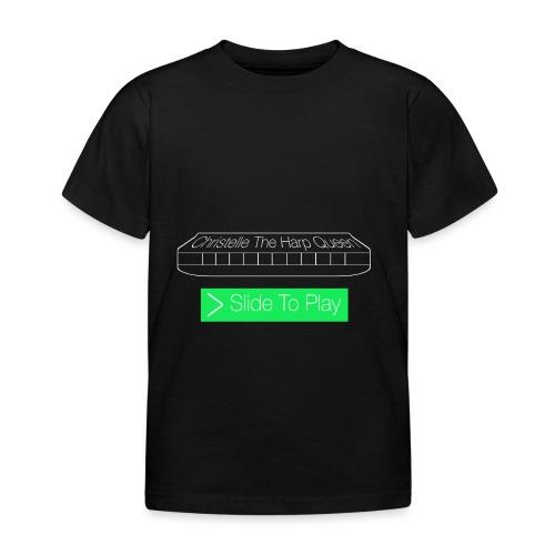 The Harp Queen T Shirt for men - Kids' T-Shirt