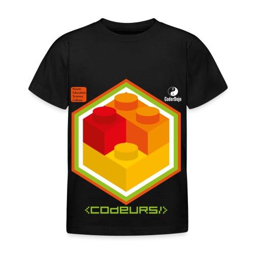 Esprit Brickodeurs - T-shirt Enfant