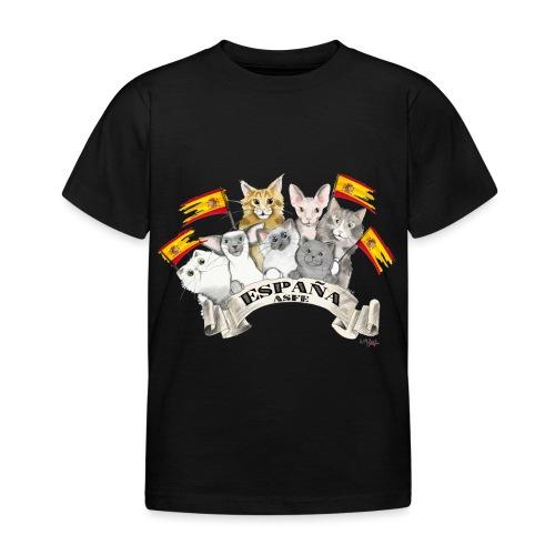 Espana asfe - Maglietta per bambini