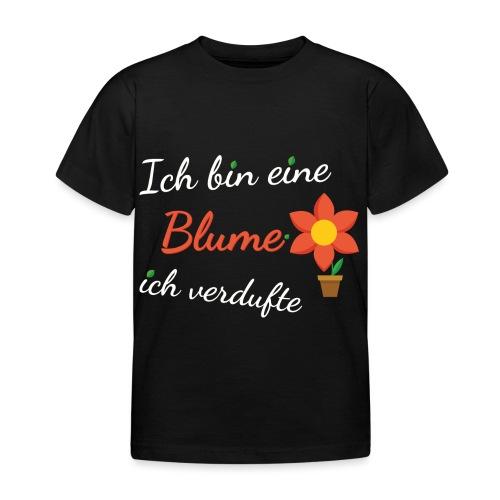 Blume Garten Gärtner Florist Shirt Geschenk - Kinder T-Shirt