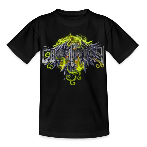 consinitylogo fixedtransparent png - Kids' T-Shirt