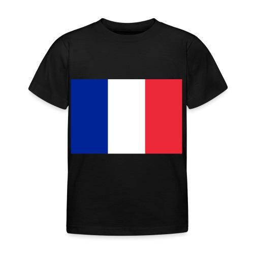France - T-shirt Enfant