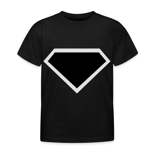 Diamond Black - Two colors customizable - Kinderen T-shirt