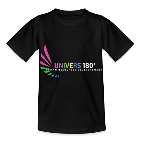 Univers 180° - Kinder T-Shirt