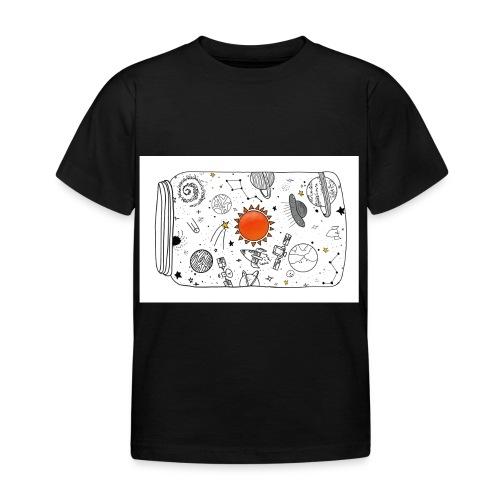 cosmos - Kinder T-Shirt