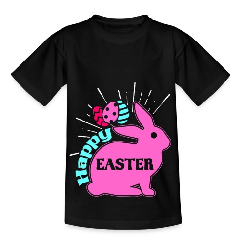 Happy Easter - Frohe Ostern - Kinder T-Shirt