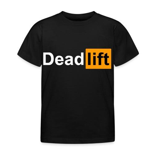 DeadLift X - T-shirt Enfant