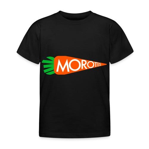 Morotis-moroten - T-shirt barn