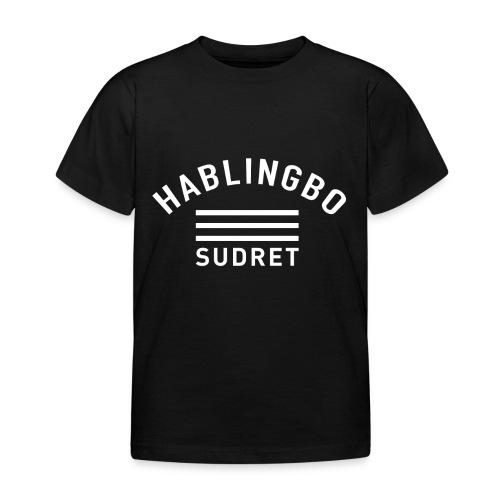 Hablingbo - Sudret - T-shirt barn