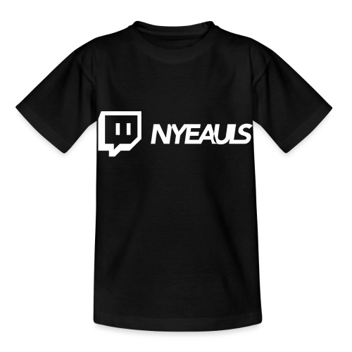 nyeauls twitch white png - Kinderen T-shirt