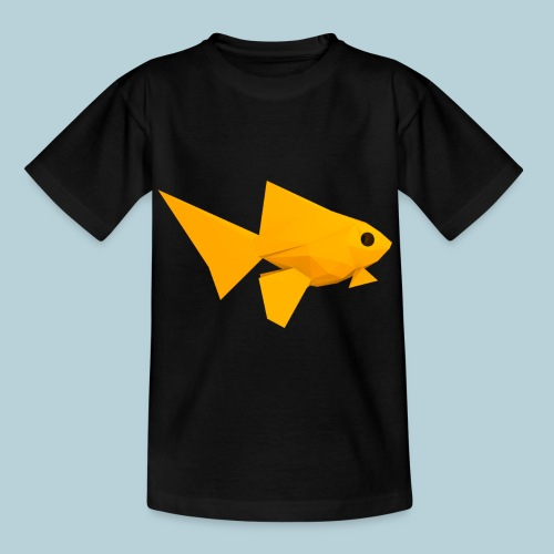 RATWORKS Fish-Smish - Kids' T-Shirt