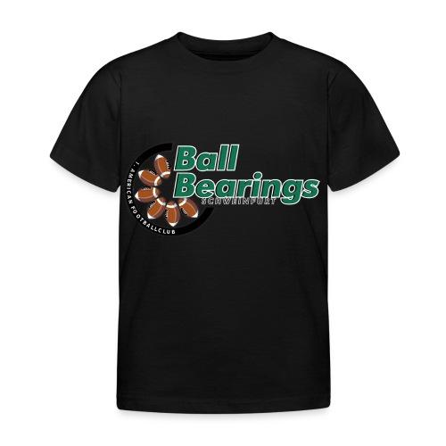 BB DJK Abteilungslogo Large png - Kinder T-Shirt