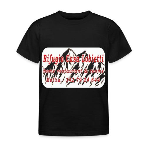 Rifugio Casa Lobietti - Maglietta per bambini