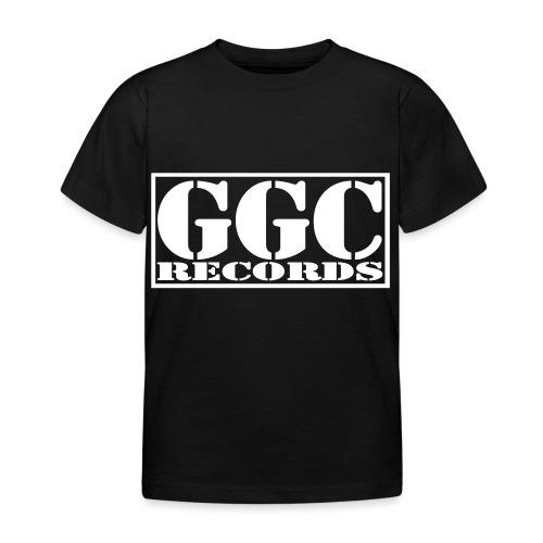 GGC-Records Label-Stempel - Kinder T-Shirt