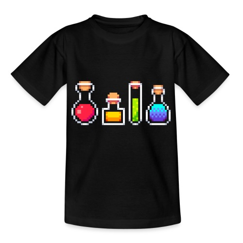 RPG Potions - Børne-T-shirt