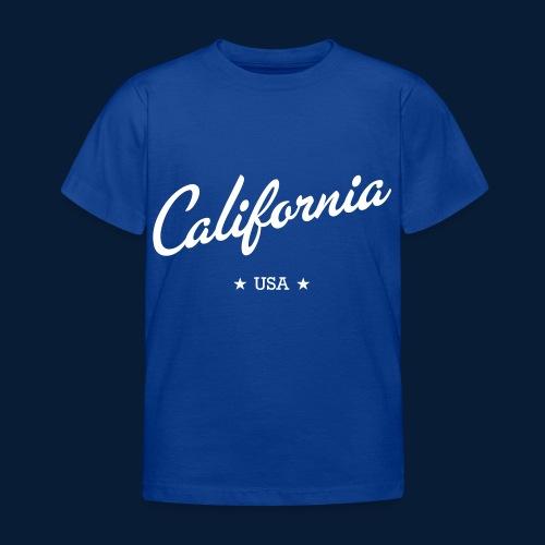 California - Kinder T-Shirt
