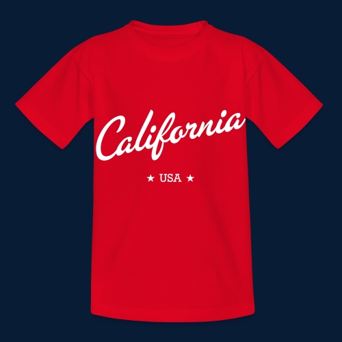 California - Kinder T-Shirt