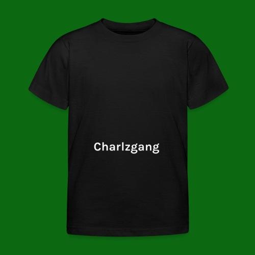 Charlzgang - Kids' T-Shirt