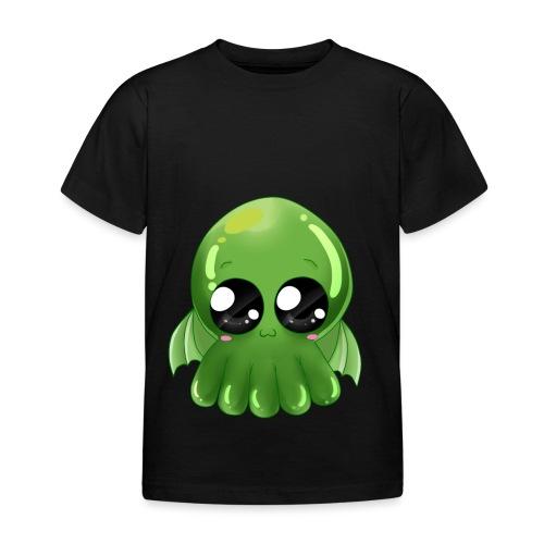 Super süßer Cthulhu - Kinder T-Shirt
