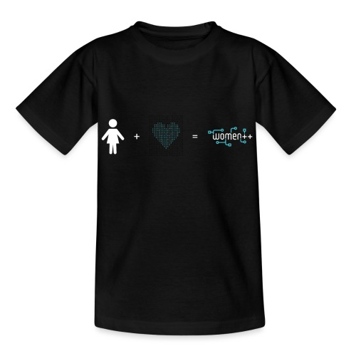 Women++ are made of <3 - T-shirt Enfant
