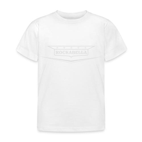 Rockabella-Shirt - Kinder T-Shirt