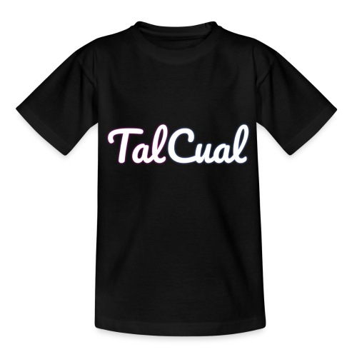 TalCual Logo Alternativo - Camiseta niño