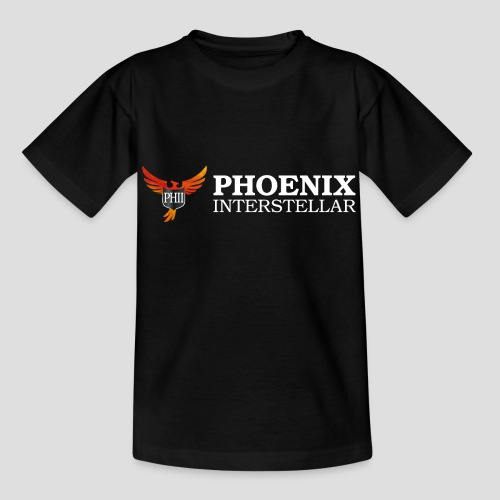 Phoenix Interstellar - Kinder T-Shirt