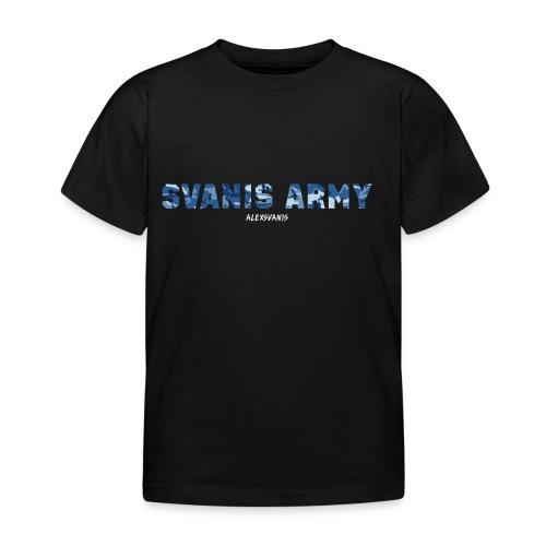 SVANIS ARMY (ALEXSVANIS VIT) - T-shirt barn