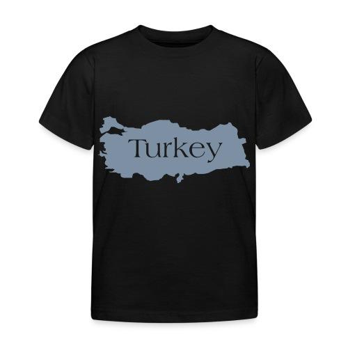 tuerkei - Kinder T-Shirt