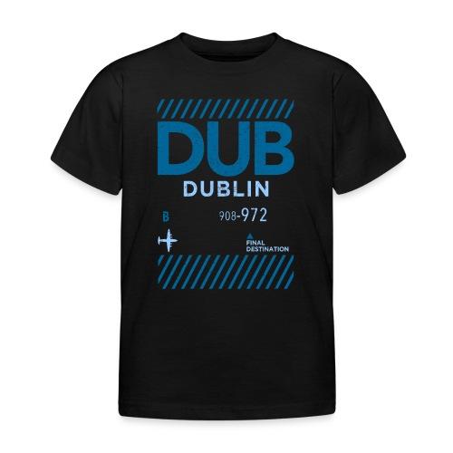 Dublin Ireland Travel - Kids' T-Shirt