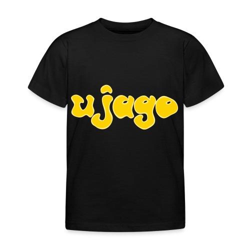 ujago gelb - Kinder T-Shirt