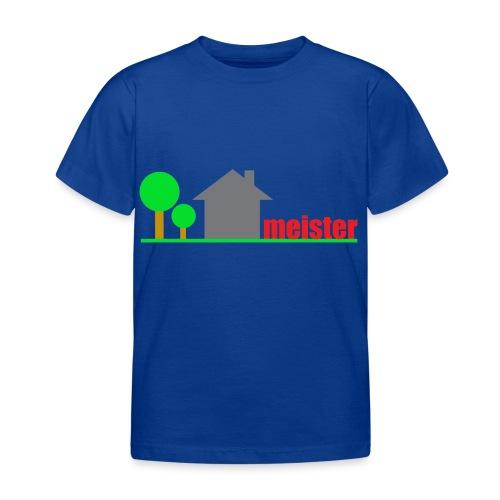 Hausmeister - Kinder T-Shirt