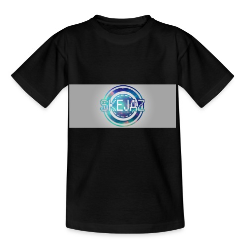 LOGO WITH BACKGROUND - Kids' T-Shirt