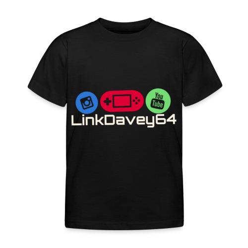LinkDavey64 - Kinderen T-shirt