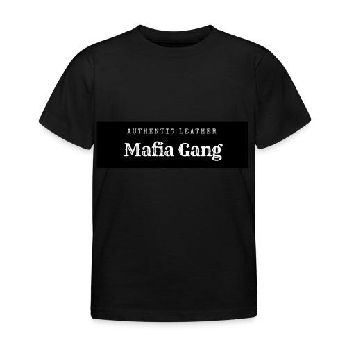 Mafia Gang - Nouvelle marque de vêtements - T-shirt Enfant