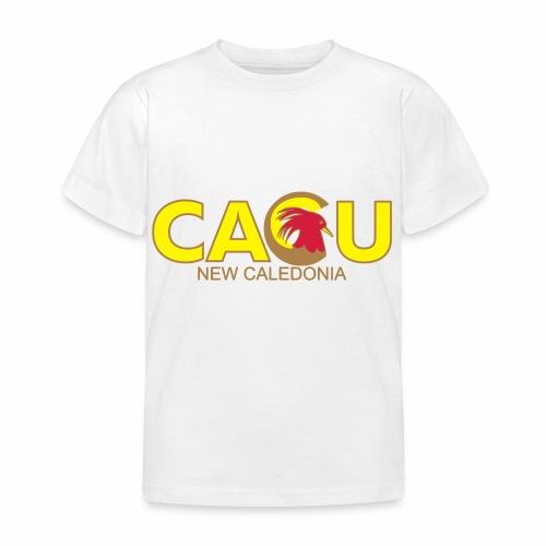 chem - T-shirt Enfant