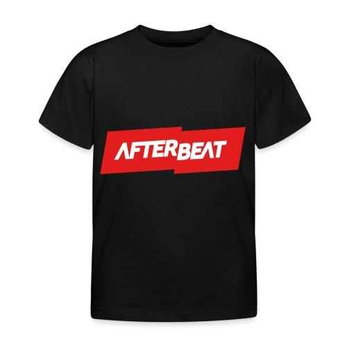 Afterbeat LOGO Merchandise - Kids' T-Shirt
