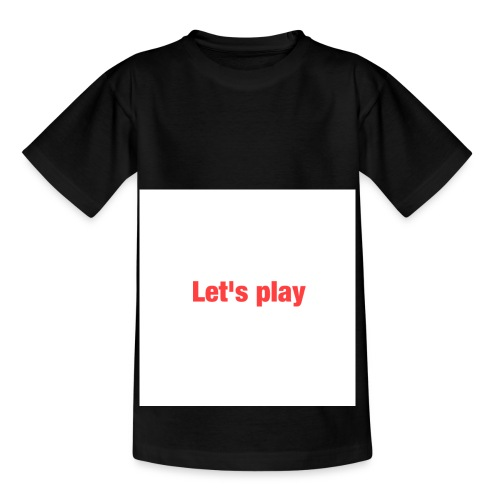 Let's play - Kids' T-Shirt