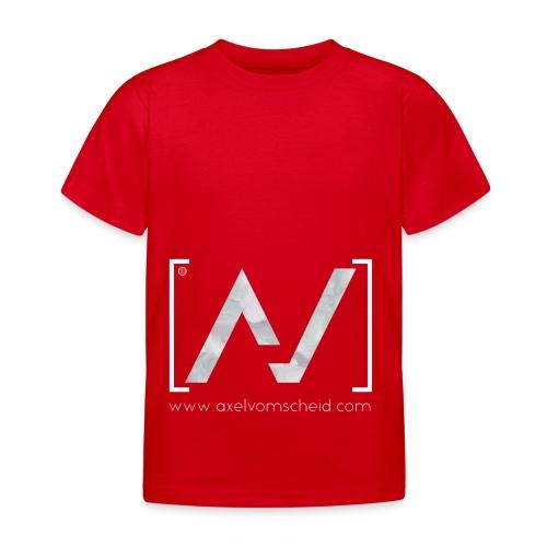 logoalpha blanc - T-shirt Enfant