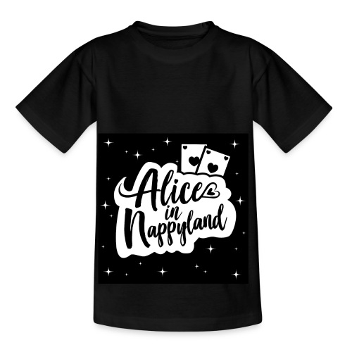 Alice in Nappyland 1 - Kids' T-Shirt