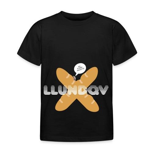 JEG ELSKER BAGUETTE! - Børne-T-shirt