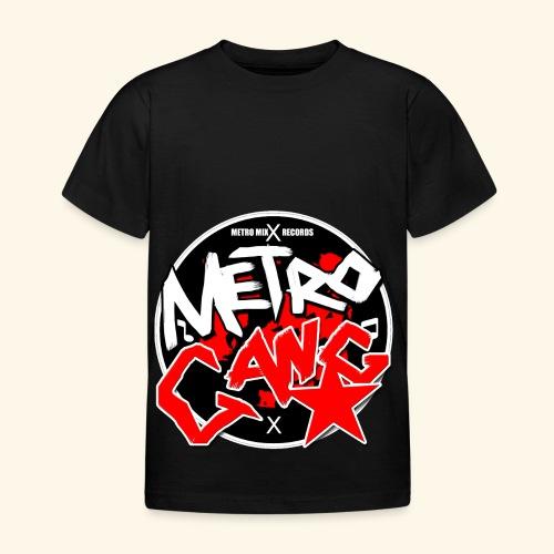 METRO GANG LIFESTYLE - Kids' T-Shirt