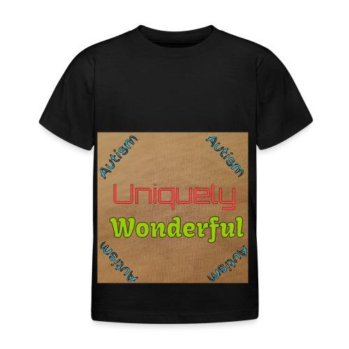 Autism statement - Kids' T-Shirt