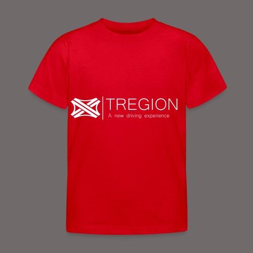 Tregion Logo wide - Kids' T-Shirt