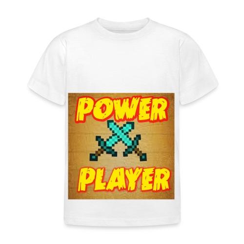 NUOVA LINEA POWER PLAYER - Maglietta per bambini