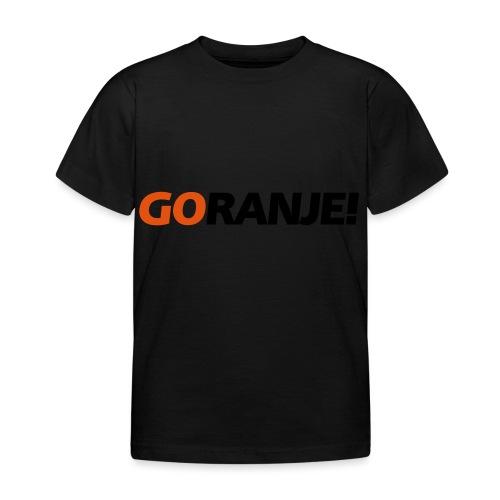 Go Ranje - Goranje - 2 kleuren - Kinderen T-shirt